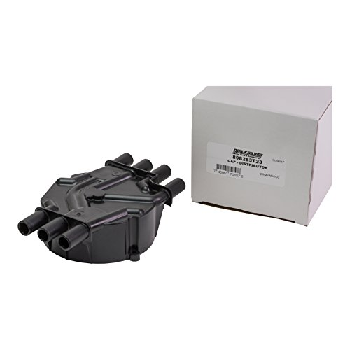 (Quicksilver 898253T23 Distributor Cap - MerCruiser 4.3L Engines with Multi-Point Electronic Fuel Injection (MPI) )