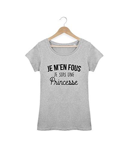 Princesse T Suis Fous Je Bichette M'en shirt Une r0qdw11XM
