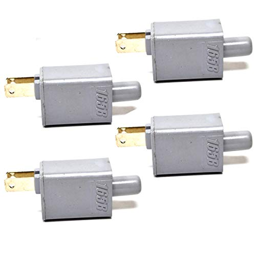 4PK Safety Interlock Switch for Exmark 1-513051, SCAG 481637 ()