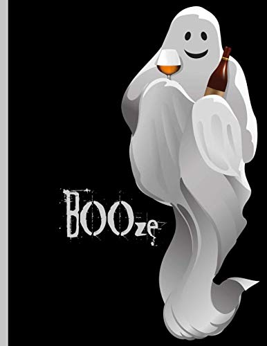 Ghost with Booze: Alcoholic Beverage Recipes