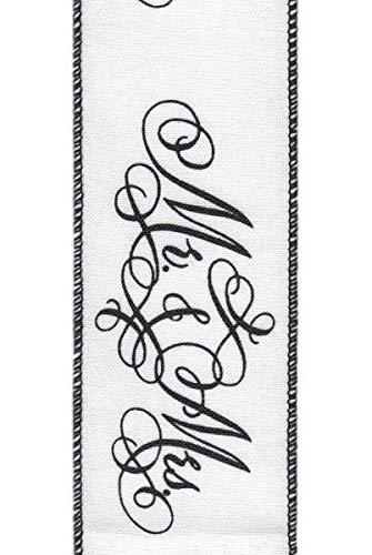 Luxury Embellished Ribbon - 2.5