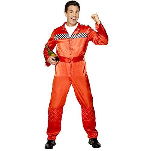 Men's Race Car Driver Halloween (Race Car Halloween Costumes)