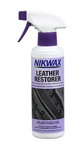 Nikwax Leather Restorer Waterproofing 300ml – DiZiSports Store