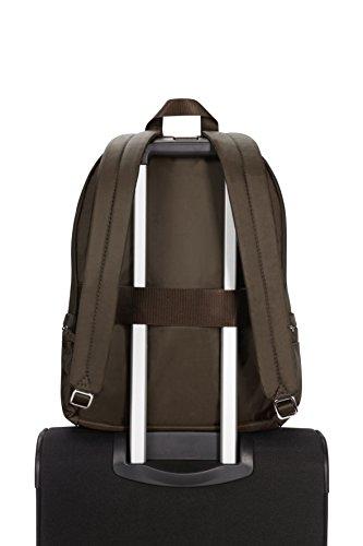 2 42 Dark SAMSONITE 0 Casual Brown Daypack Move Brown cm AwxxvXT5