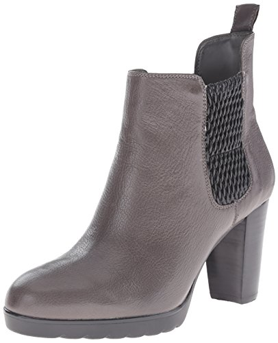 Grey Boot Zana Bella Vita Leather Women's x8qSPC