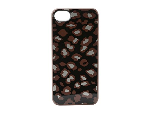 Marc by Marc Jacobs Sasha Leopard Phone Case for iPhone 5 and 5s Black Multi One - Leopard Sasha