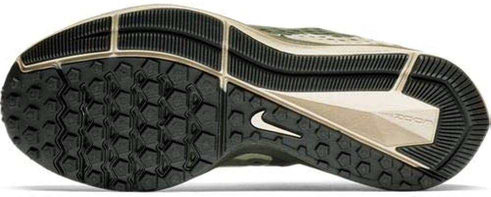 Nike Herren Zoom Winflo 5 Camo Leichtathletikschuhe, Schwarz