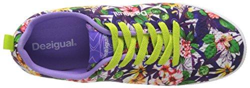 Desigual Shoes_candem G, Zapatillas de Running Para Mujer Blanco (1000 Blanco)