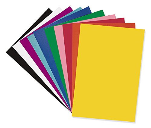 (Pacon 0076347 Poster Board, Assorted Color)