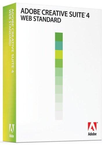 Adobe Creative Suite 4 Web Standard [Old Version]