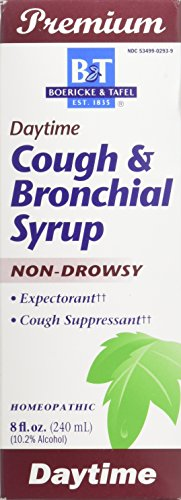 Natures Way B&T Syrup Cough N Brnchl Orig by Boericke & Tafel