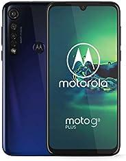 Moto G8 Plus 4GB RAM 64GB (Azul)