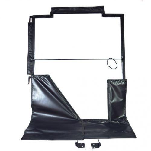 - All Weather Enclosure Replacement Door Skid Steer Loaders 240 250 260 270 313 315 Compatible with John Deere 270 317 315 325 313 332 328 260 240 250 320
