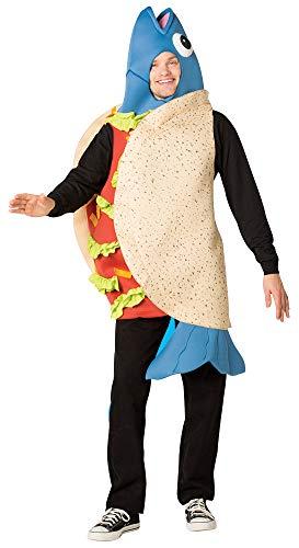 Rasta Imposta Fish Taco Costume Standard