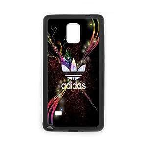 Samsung Galaxy Note 4 Phone Case Black adidas logo KG4532471