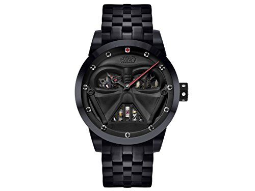 Men star wars series Darth Vader Tourbillon memorigin watch by Mark Lui