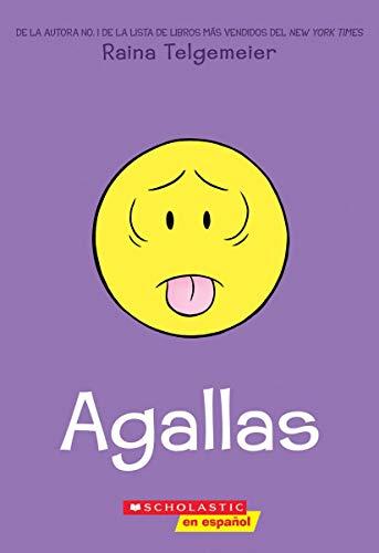 Agallas (Guts) por Raina Telgemeier