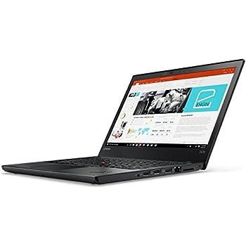 Lenovo ThinkPad T470 Laptop Computer 14 inch HD Screen, Intel Dual Core i5-7200U, 8GB RAM, 240GB Solid State Drive, Windows 10 Pro 64