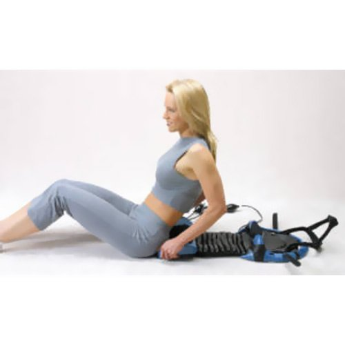 4100 Deluxe FULL SPINE Posture Pump : Got a bad back? This is the right equipment to correct it. Using the breakthrough technology of Expanding Ellipsoidal Decompression, this spine-correcting device was designed by A DOCTOR WITH 25 YEARS EXPERIENCE TREATING THE NECK AND BACK. Combines both Neck & Back Exercisers into one, and helps relieve head, neck and back discomfort, stiffness, stress, and fatigue. 1 year warranty North American Support and Services.