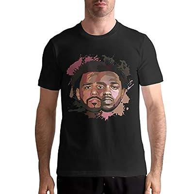 J. Cole and Kendrick Lamar Sports Mans Tops Short Sleeve T Shirt