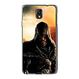 Tpu Case For Galaxy Note 3 With Assassins Creed Revelations