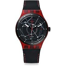 Swatch SUTR400 Sistem51 - Sistem Red Watch