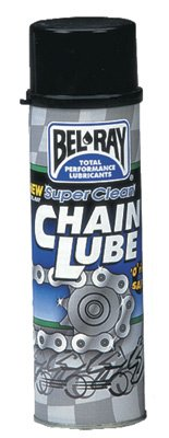 Bel Ray Super Clean Chain Lube 400ml. Aerosol 99470 A400W
