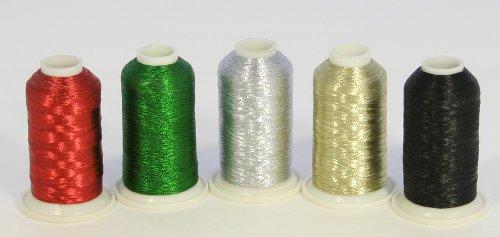 Metallic Embroidery - 7