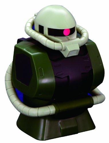 SANBY Mobile Suit Gundam nombre stamp-stand Zaku Ii modelo ...