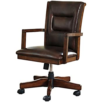 home office desks chairs.  chairs ashley furniture signature design  devrik swivel home office desk chair  contemporary brown throughout desks chairs