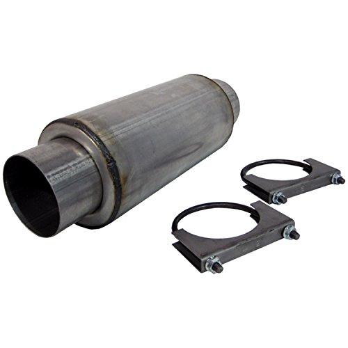 MBRP R2009 18 Resonator (Aluminized Steel)