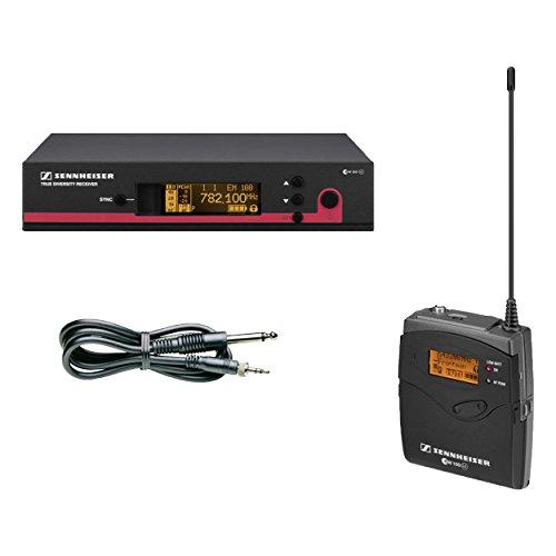 Sennheiser EW 172 G3 Wireless Guitar System - A-1 Band (G3 System Wireless Bodypack)