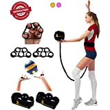 Regius Volleyball Training Equipment 3.0 - Premium Solo Trainer, Perfect for Beginners Practicing Serving, Setting and Spiking, Great Gift Idea