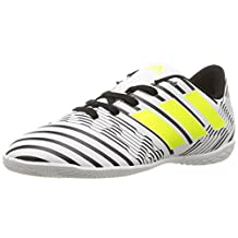 adidas Kid's Boy's Junior Nemeziz 17.4 Indoor Soccer Shoes