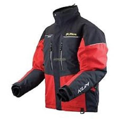 Klim kewennaw Parka chaqueta de esquí nieve chaqueta - rojo ...