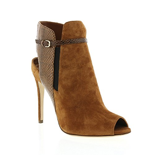 sergio-rossi-camel-suede-camel-snake-open-heel-ankle-boot