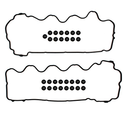 New VC1040 Engine Valve Cover Gasket Set w/Grommets For 2004-06 Ford Mercury Lincoln V8 4.6L 281 & 5.4L 330 SOHC TRITON