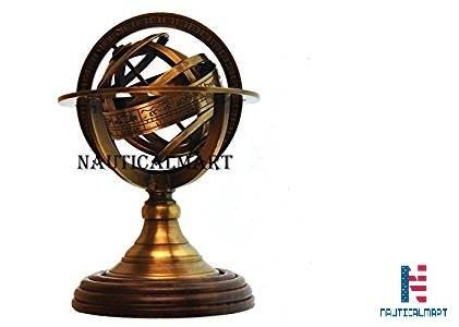 Armillary Sphere Paperweight By Nauticalmart NauticalMart Inc
