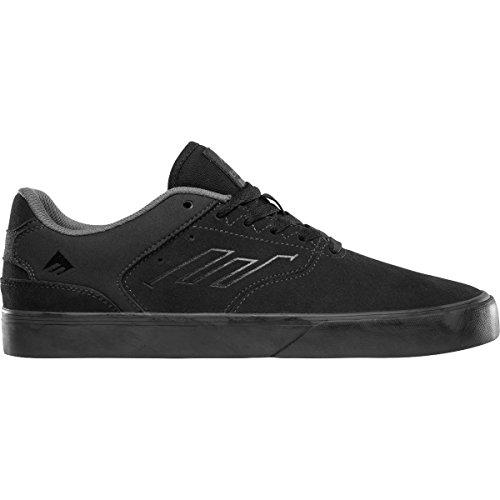 Emerica Reynolds Low Vulc Skate Schuh Dunkelgrau / Schwarz