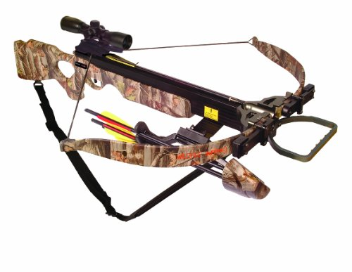 Arrow Precision Inferno Wildfire II Precision Recurve Crossbow (225-Pounds)