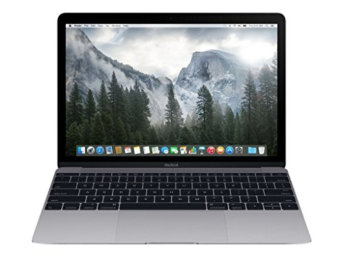 Apple MacBook MLH72LL/A Intel M3 12 IPS SSD Grey