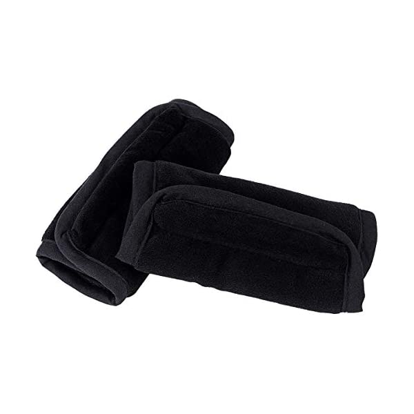COOLBEBE Car Seat Straps Shoulder Pads for Baby Kids, Super Soft Seat Belt Covers for All Car Seats/Pushchair/Stroller