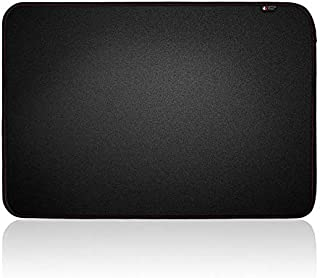 ARFUTE Black Polyester Computer Monitor Dust Cover Protector with Inner Soft Lining for Apple iMac LCD Screen