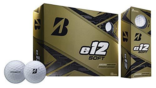 Bridgestone Golf e12 Soft Golf Balls One Dozen