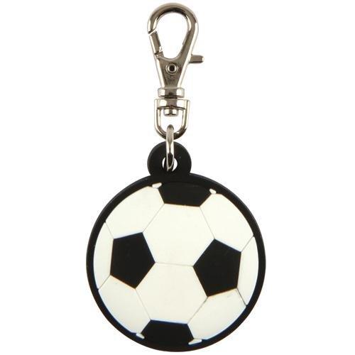 Stephen Joseph Zipper Pull - Soccer by Stephen Joseph