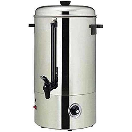Adcraft WB 40 40 Cup Water Boiler Stainless Steel 120 Volt