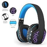 Best Gaming Headset Bluetooths - PHOINIKAS Wireless Headset, Gaming Bluetooth Headset Q2, Stereo Review