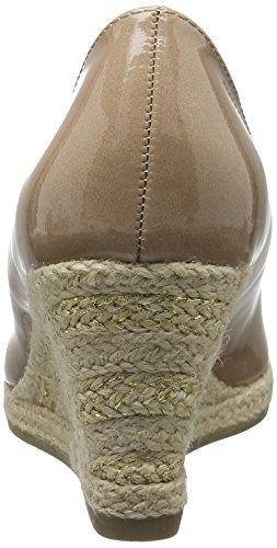 Marco Tozzi 2-2-22440-28 200, Zapatos de Cuñas Mujer Beige (Candy 535)