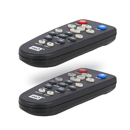 wd tv live remote - 5