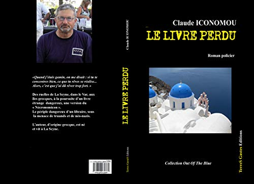 Le Livre Perdu Collection Out Of The Blue T 0 French